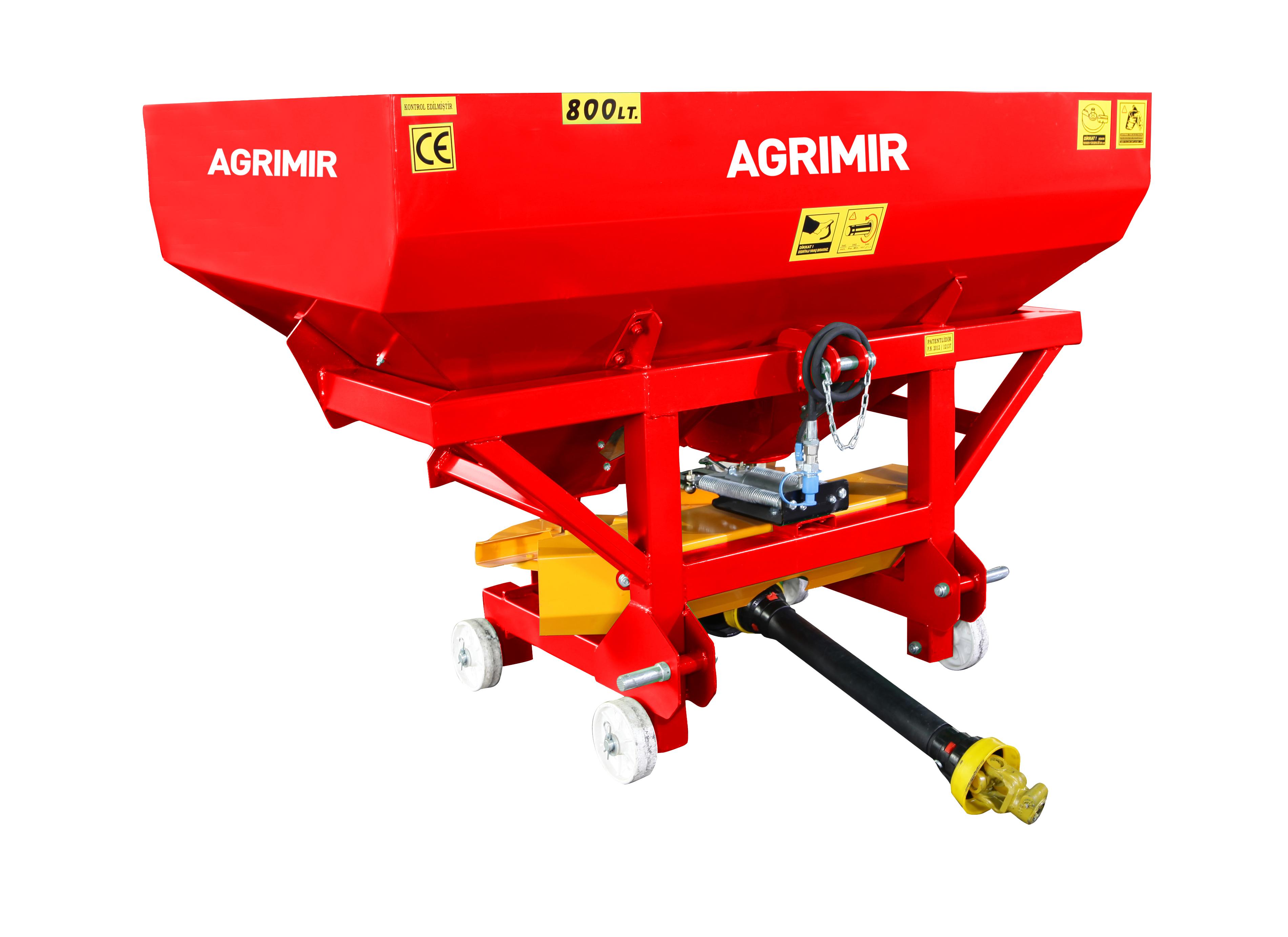 Fertilizer Spreader 2