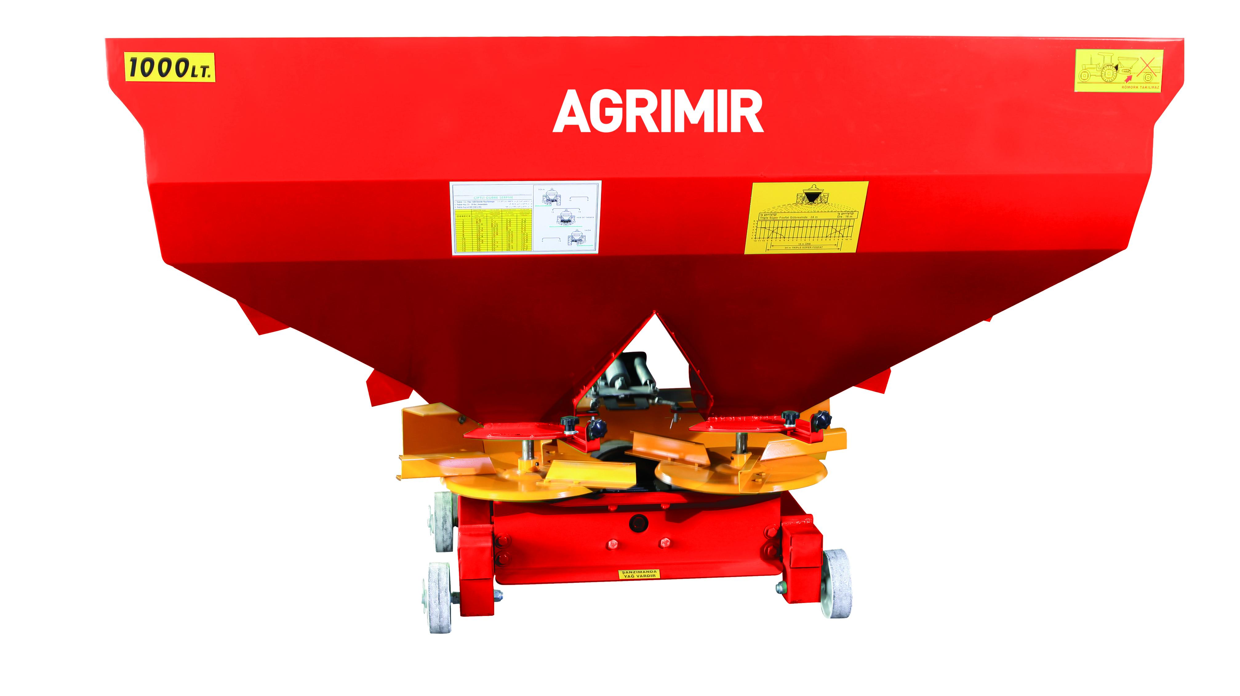 Fertilizer Spreader 3
