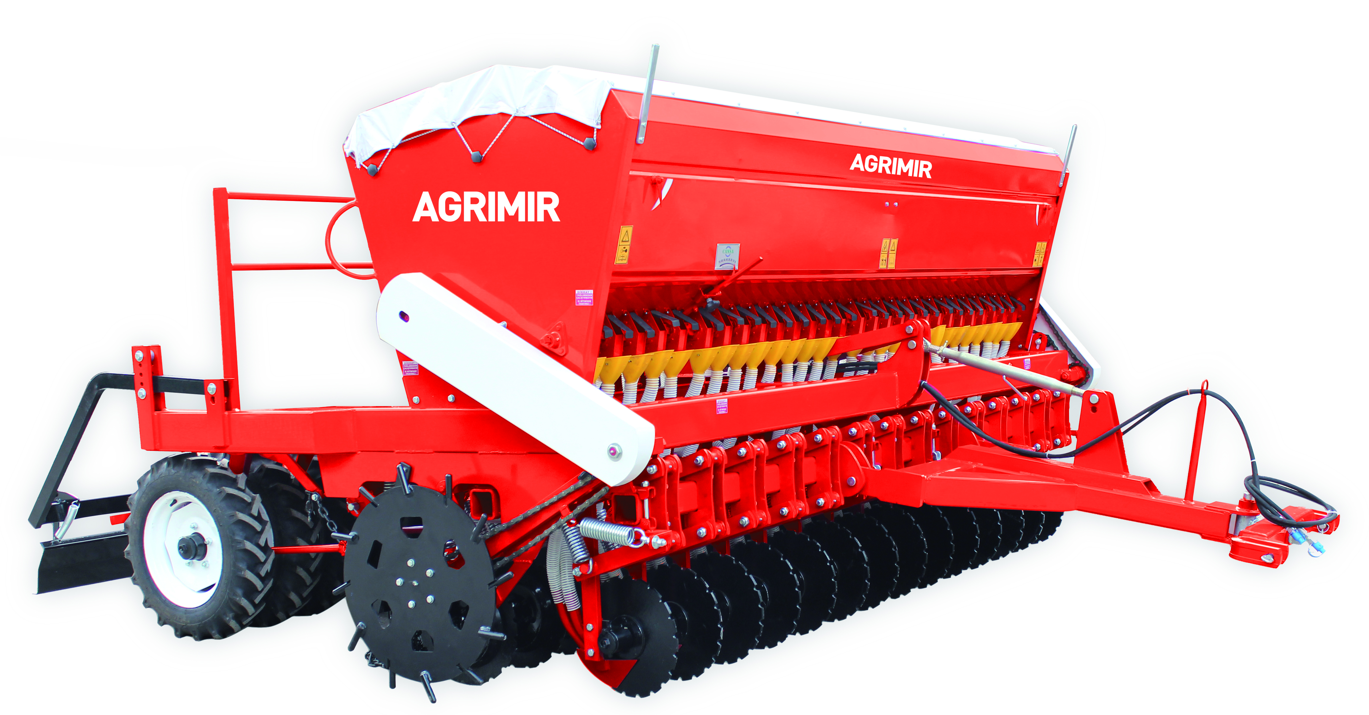combined grain direct seed drill 1