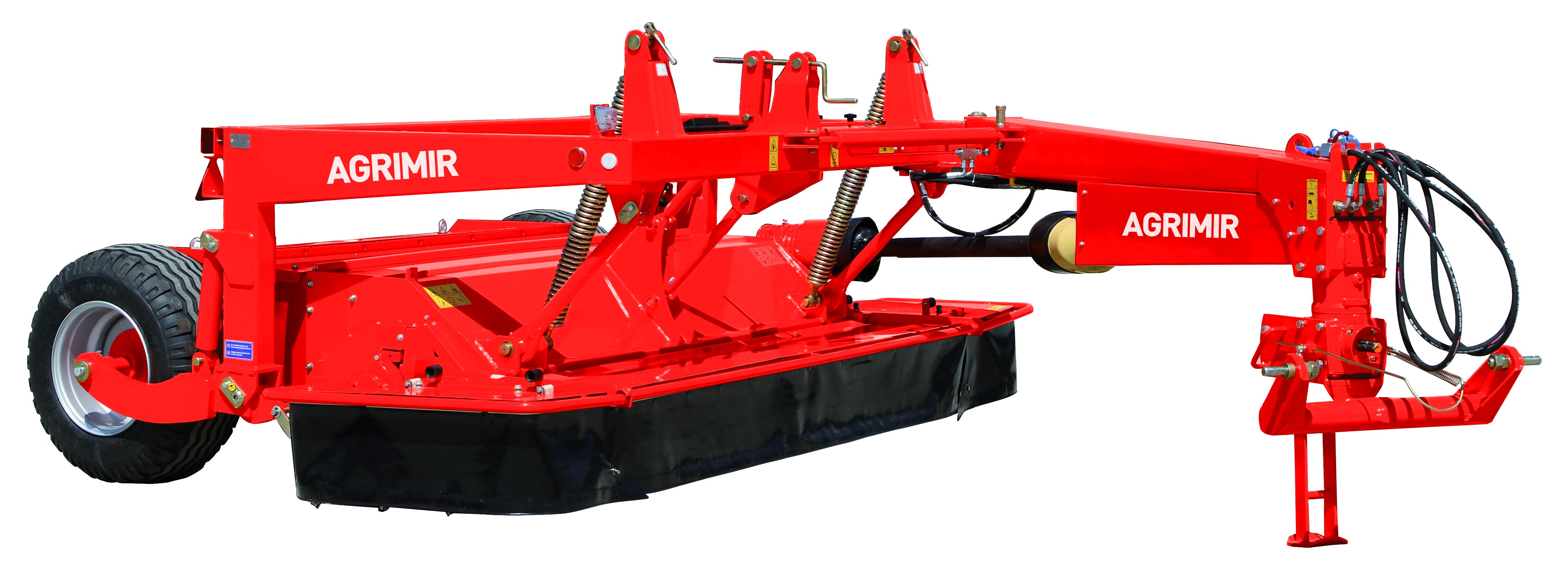 disc mower conditioner 1