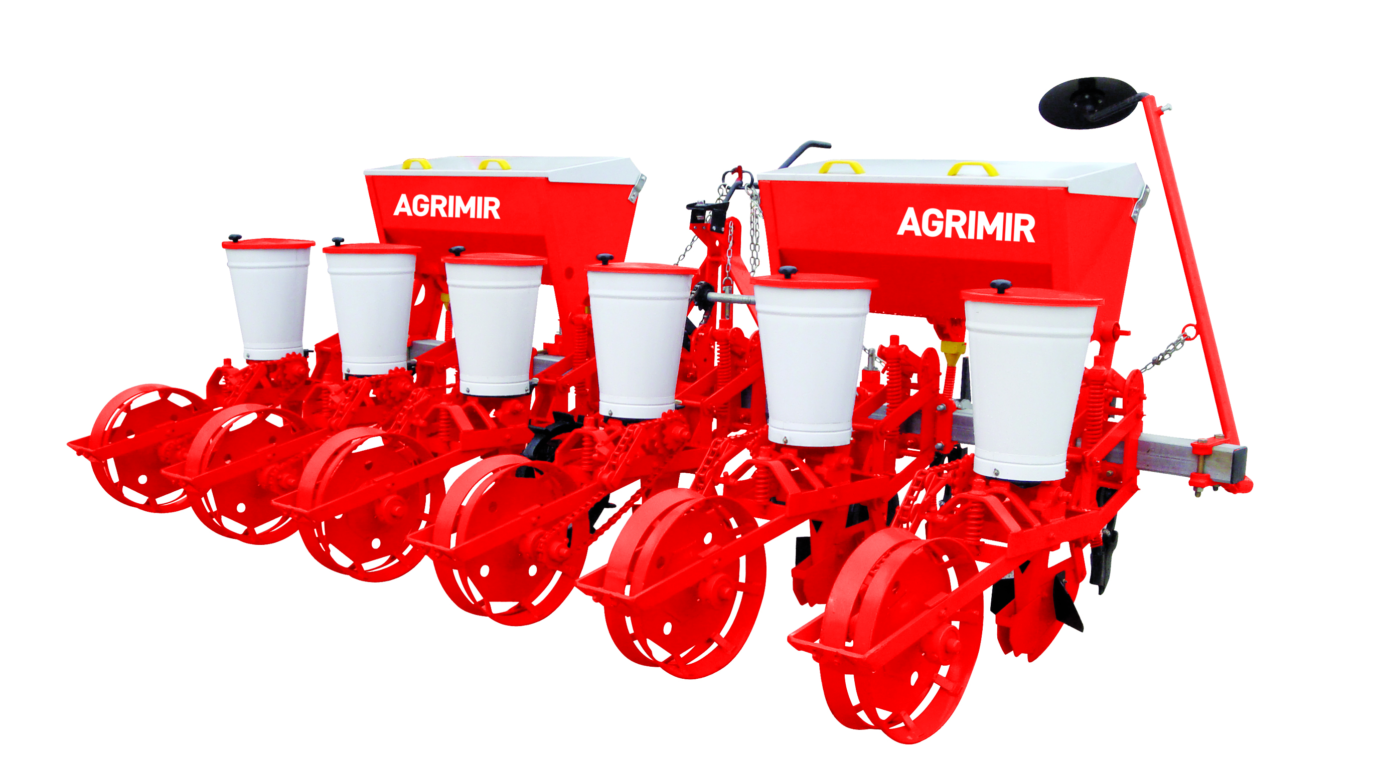 mechanical seed drill universal type 1