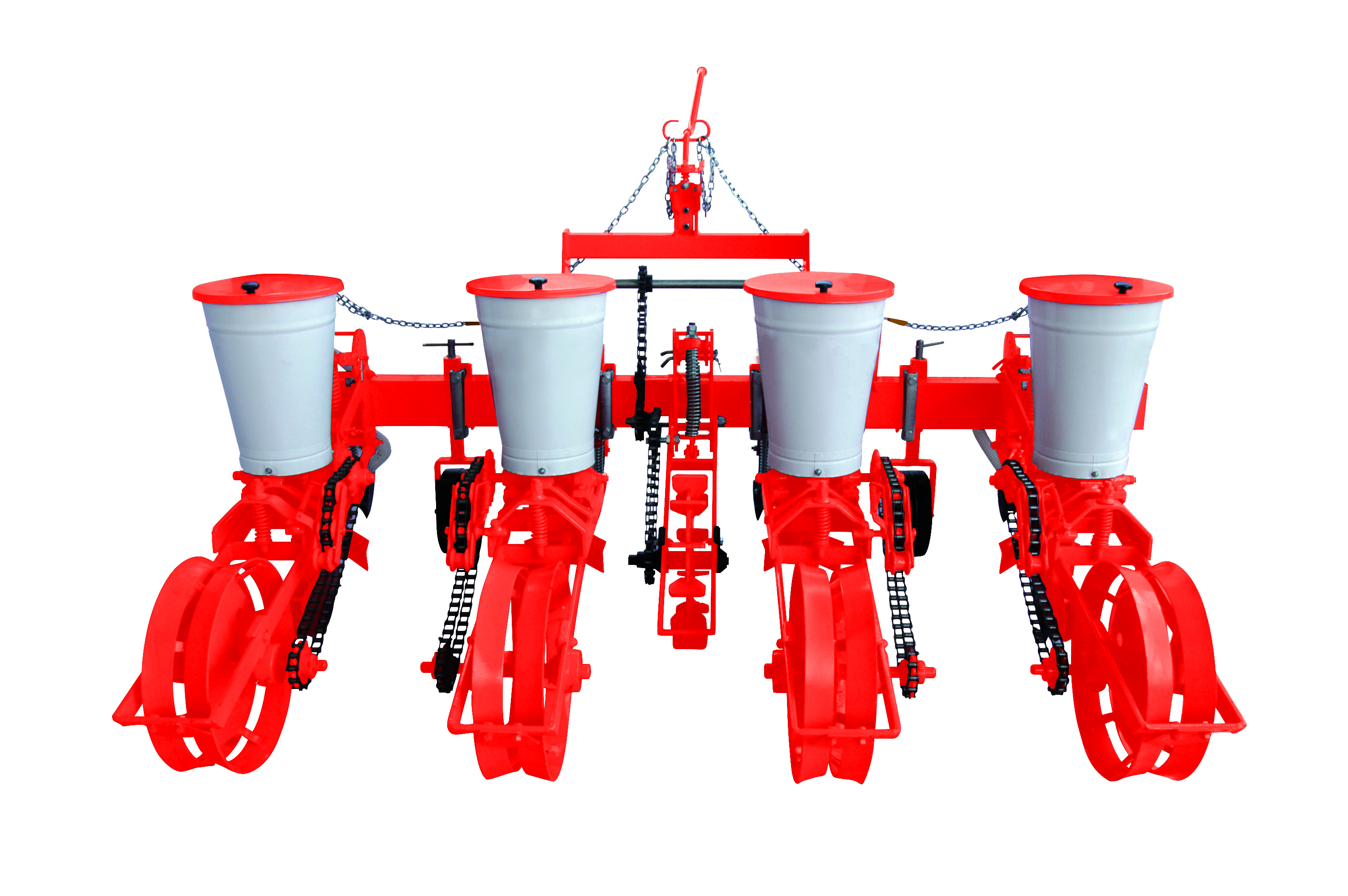 mechanical seed drill universal type 2